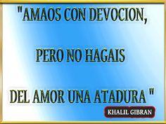 Amaos con devocion