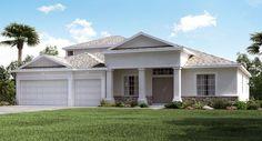 Sereno The Grande Charleston 3,353 sq. ft. 4 Bedrooms 4 Bathrooms 3 Car Garage 2 Stories Wimauma Fl