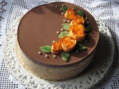 Suklainen kinuskijuustokakku | Kotiliesi No Bake Desserts, Vegan Desserts, Baking Recipes, Cake Recipes, Finnish Recipes, Cake Decorating Designs, Buzzfeed Tasty, Sweet Bakery, Yummy Eats