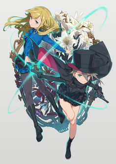 princess principal Part 3 - - Anime Image Punisher Costume, Blonde Hair Characters, Character Concept, Character Design, Punisher Logo, Runaways Marvel, Seven Knight, Naruto The Movie, Anime Nerd