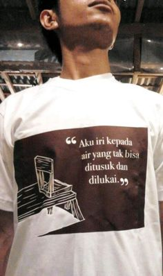 The t-shirt.