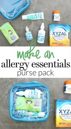 Get ready for spring allergies with these Spring Cleaning tips to help you get organized and stay ahead of allergy symptoms #ad #ForgetAllergies