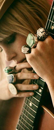 Gypsy Jewels #NWvintage