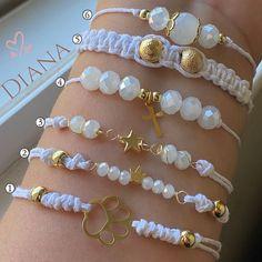 Diy Bracelets Easy, Handmade Bracelets, Handmade Wire Jewelry, Beaded Jewelry, Cute Jewelry, Jewelry Crafts, Beaded Bracelet Patterns, Beaded Bracelets, Diy Jewelry Inspiration