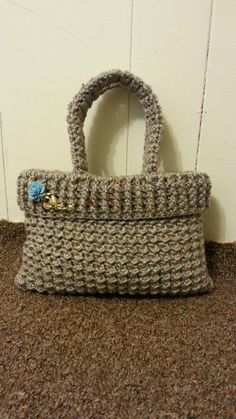 original bolso de trapillo Diy