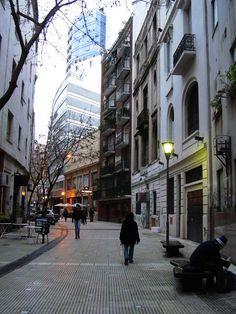 Pasaje Discepolo, Buenos Aires