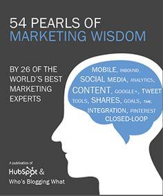 pearls of marketing