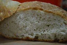 Want to learn how to make your own artisan bread using Flour, Water, Salt and Yeast only?