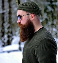 Bald With Beard, Red Beard, Beard Love, Badass Beard, Epic Beard, Great Beards, Awesome Beards, Beard Images, Beard Cuts