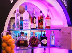 Große Auswahl an Cocktails