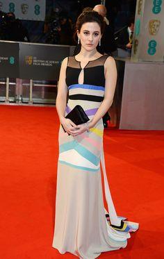 Phoebe Fox - Celebrities at the BAFTA Awards 2015 | Pictures | POPSUGAR Celebrity