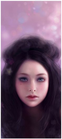 Female Portraits by Ruoxin Zhang