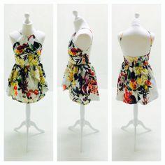 Tropical. Treat. www.thedressbox.co.uk Waist Skirt, High Waisted Skirt, Apron, Tropical, Skirts, Fashion, High Waist Skirt, Moda, La Mode