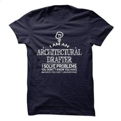 Architectural Drafter - #cool tshirt designs #t shirt websites. ORDER NOW => https://www.sunfrog.com/LifeStyle/Architectural-Drafter-49096608-Guys.html?60505