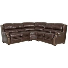 Bradington-Young Reid Reclining Sectional BY-912-55-56-68