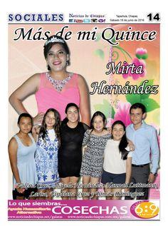 Más de los 15 años de Mirta Hernández ver más: http://noticiasdechiapas.com.mx/social.php?id=763 …
