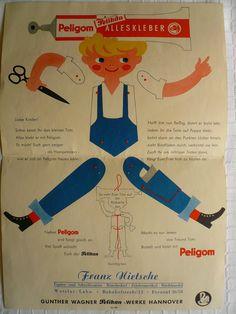 2 Uncut Paper Doll Sheets Germany 1940s Jointed Dancing Peligom Pelikan Nietsche   eBay
