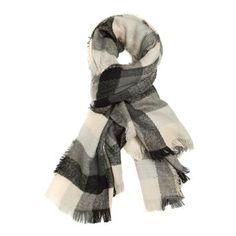 Invito - grijze sjaal €19.99