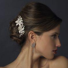 Braut Haarstecker, Steckkamm, Haargesteck, Haarkamm, Hochzeit Kamm, Haarschmuck