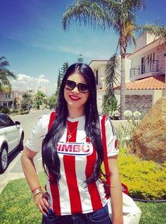 Fotogalería: Botineras - Paola Salcedo, hermana de Carlos | Chivas Pasión - Sitio No Oficial del Club Deportivo Guadalajara