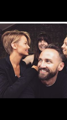 New look: Lara Bingle was clearly in the mood to switch things up once again as she debuted her chic new pixie hairdo on Thursday evening Long To Short Hair, Short Hair Cuts, Short Hair Styles, Pixie Cuts, Pixie Hairstyles, Pixie Haircut, Lara Bingle, Lara Worthington, Haircut Pictures