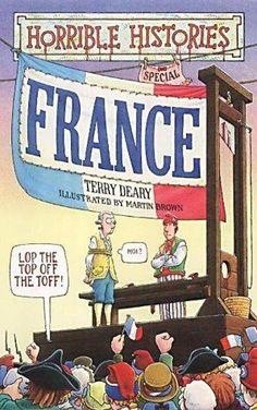 """France (Horrible Histories Special)"" av Terry Deary"