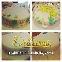 Cake design torta festa della donna