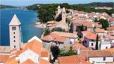 Kroatien, Rab #kroatien #rab