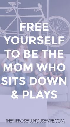 Wanna sit down and play with your kids instead of cleaning up after them all the time?  Simplify, Organize, Declutter, Freedom, Overwhelmed, motherhood, moms, parenting, minimalism, intentional living, purpose, schedule, planning, clutter, cleaning, overwhelm, stress, uncluttered, unclutter, destress, declutter, purge, purging, momlife, sahm, minimalist, minimal, home, house, space