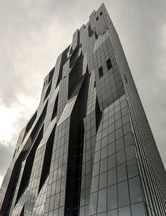 DC Tower I, Vienna, Dominique Perrault