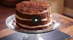 如何做摩卡戚风蛋糕