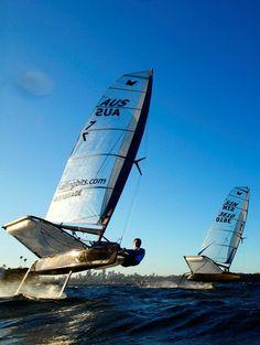 ♂ sailing