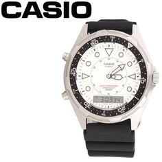 Casio Sport Alarm Ana-Digi Dive Mens Watch