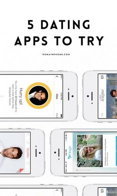 Alternatives to Tinder, these dating apps are the new way to go