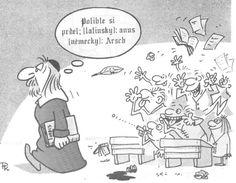 Čemu se směje Pavel Kantorek? | Událost dne Humor, Comics, Humour, Funny Photos, Cartoons, Funny Humor, Comedy, Comic, Lifting Humor