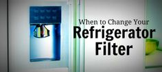 What are the signs that you should be changing your water filter? - DiscountFilters.com