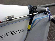 Fastacraft - International Moth skiff hulls and hydrofoils