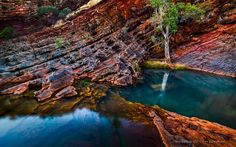 More of Hamersley Gorge by Adam Monk - Photo 99230071 / 500px