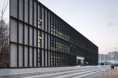 Gallery of DH Triangle School / NAMELESS Architecture - 25