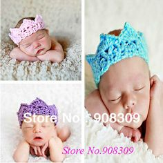 Newborn Infant Baby Princess Crown   Too Cute!!