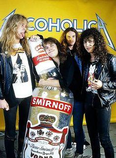 Metallica/Alcholica