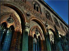 Università degli studi di Milano - particolare