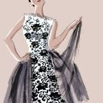 Clifford Faust #GeisaAguiar #Fashion #Illustration