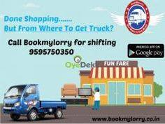 Bookmylorry online trucking solution