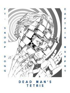 Flying Lotus Featuring Captain Murphy & Snoop Dogg Original artwork by Shintaro Kago You're Dead, Dead Man, Snoop Dogg, Arte Horror, Horror Art, Lotus Artwork, Manga Artist, Movie Poster Art, Cool Posters