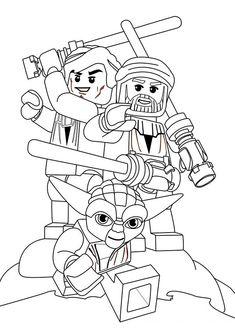 malvorlagen star wars darth vader und r2-d2   basteln mit kindern   dessin a colorier, modele