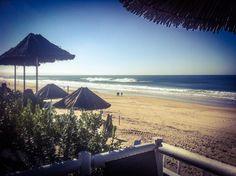 Praia da Fonte Da Telha, Portugal