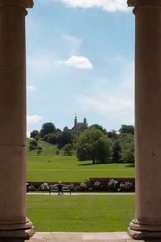 Greenwich Park is London's oldest Park, laid out in 1433 and is the starting point of the London Marathon