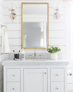 Tips, formulas, plus manual with regards to obtaining the very best end result and coming up with the optimum usage of DIY Bathroom Renovation Shiplap Bathroom, Ikea Bathroom, Bathroom Shelves, Bathroom Furniture, Bathroom Ideas, Bathroom Cabinets, Neutral Bathroom, Bathroom Faucets, Guys Bathroom
