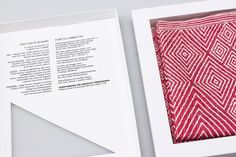Klässbols Linen Weavery (Student Project) on Packaging of the World - Creative Package Design Gallery